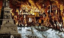 Александрийската библиотека – най-голямата загуба за човечеството