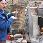 Нашият приятел Герги Петров от Вакарел също ни показва всяка година как се вари качествена ракия