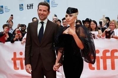 Лейди Гага и Брадли Купър СНИМКА: Ройтерс