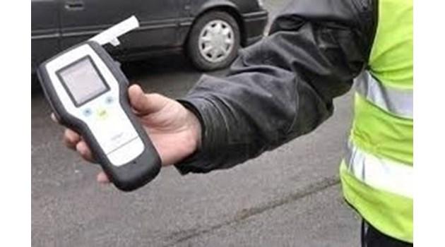 Пиян шофьор самокатастрофира край монтанското село Ерден