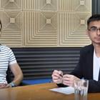 """Създателят на онлайн платформата""""Уча.се"""" Дарин Маджаров разговаря с репортера на """"24 часа"""" Митьо Маринов."""