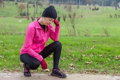 Дори спортът и здравословното хранене не помагат, ако се предадеш на черните мисли. СНИМКА: ПИКСАБЕЙ