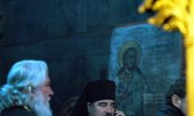 Игумен на манастир вгорчи празника на патриарха
