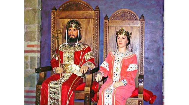 Иван Асен II си връща земи с изгоден брак