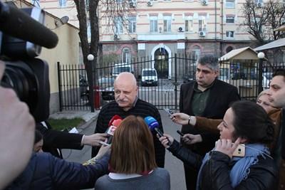Зам.-министър Николай Проданов СНИМКИ: Румяна Тонева