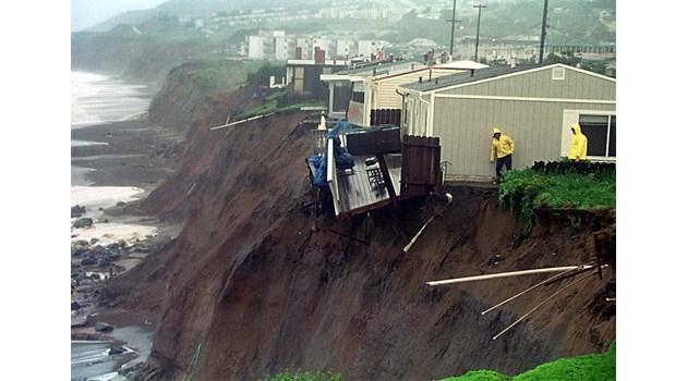 Страшният Ел Ниньо не носи студ, а потопи и суша