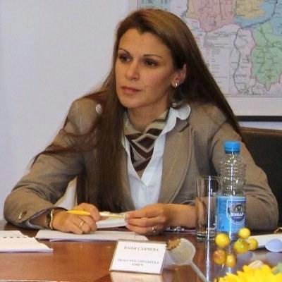 Областният управител на Ловеч Ваня Събчева СНИМКА: туитър/ChopiVania