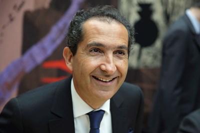 """Френският бос на телекомуникациите Патрик Драи е новият собственик на """"Сотбис"""". СНИМКА: РОЙТЕРС"""