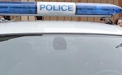Полицейска кола  СНИМКА : Архив