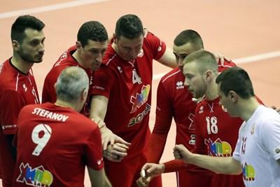 ЦСКА се класира за първия си финал от 2011 г. насам. СНИМКА: Lap.bg