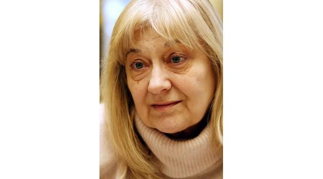 Ласка Минчева: Дадох последните си 10 лева да купя храна за дъщеря си Вихра