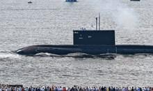 Виж какви нови военни кораби и подводници показа Русия в Черно море