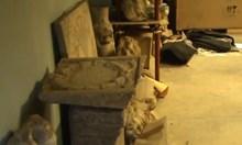 """Иззетите предмети от офиса на Васил Божков на """"Московска"""" достигнаха 6332 (Видео)"""