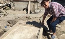 Сензационна стела на тайно мистично общество откриха в базиликата в Пловдив