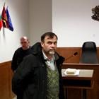 Добрев заплашил Мартинова в съдебна зала.  СНИМКА: ВЕЛИСЛАВ НИКОЛОВ