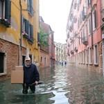 Венеция преживява най-тежката си седмица от 1872 г. насам (Видео)