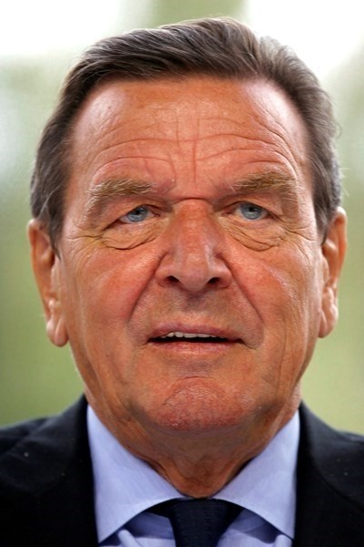 Бившият канцлер на ФРГ Герхард Шрьодер СНИМКА: Ройтерс