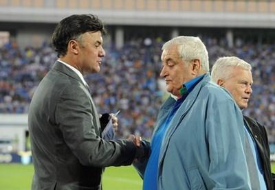 Боби Михайлов и Иван Вуцов