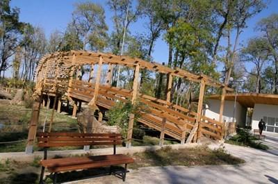 Пловдивският зоопарк е готов на 90%, остават дребни довършителни работи.