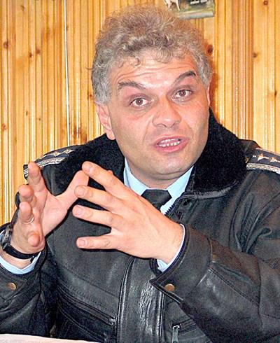 Божил Иванов СНИМКА: Авторката