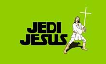 Биткойн в питката, нека силата Иисусова бъде с теб