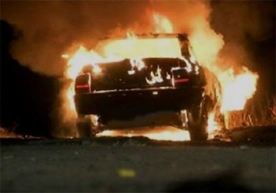 Подпалиха колата на млада жена от Враца тази нощ