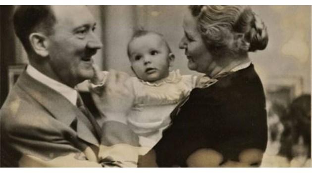 Наследниците на Третия райх: С фамилии Химлер, Гьоринг, Хес, Менгеле, днес ги наричат потомствените принцове и принцеси на нацизма