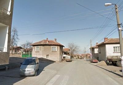 Инцидентът е станал в монтанското село Смоляновци  СНИМКА: Гугъл стрийт вю
