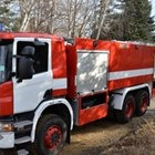 Пожарът край Шумен е причинен от късо съединение