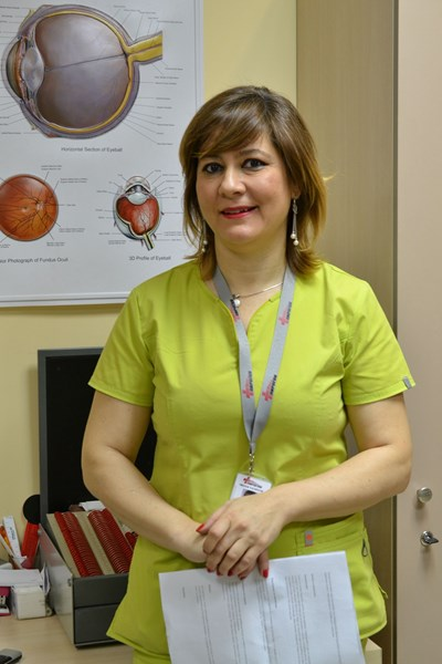 Д-р Мария Праматарова  СНИМКА: АВТОРЪТ
