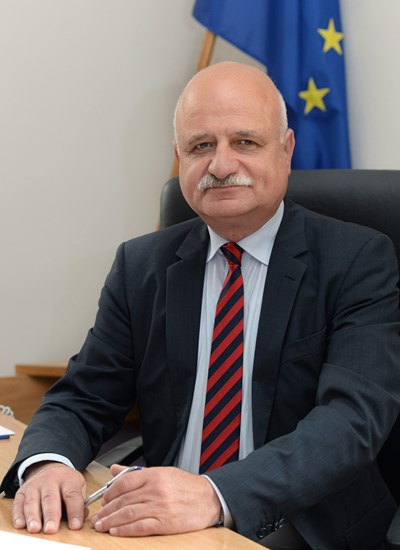 Проф. Николай Проданов - зам.-министър на правосъдието. СНИМКА: МП