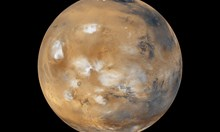 Учени: Кислород в солена вода може да стимулира живота на Марс