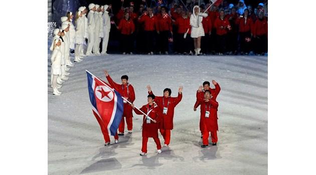 Северна Корея отива на олимпиада! Избраните треперят за живота си
