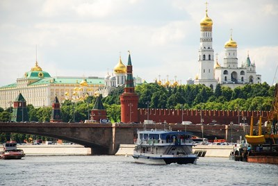 Кремъл СНИМКА: Pixabay