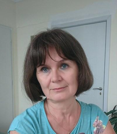 Д-р Елена Георгиева СНИМКА: АРХИВ НА АВТОРА