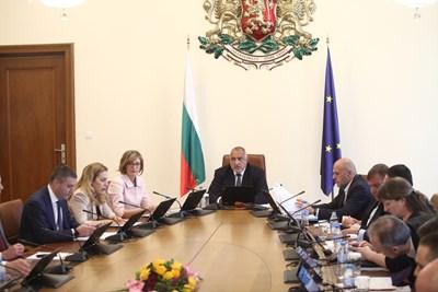 Бойко Борисов коментира последиците от протестите пред министрите в сряда.