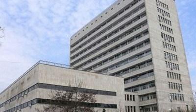 Разградската болница СНИМКА: Архив