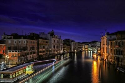 Празните улици на Венеция СНИМКИ: ФЕЙСБУК