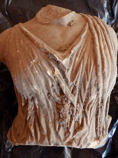 Статуя на богиня откриха в Хералея Синтика