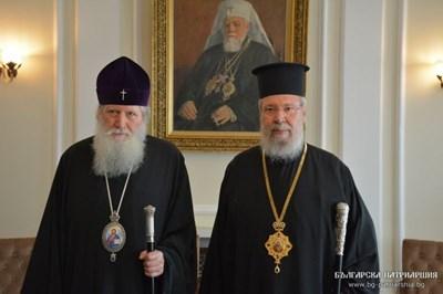 Снимка: Българската патриаршия