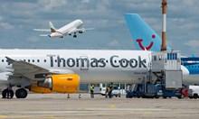 """""""Томас Кук"""" е пред фалит, последният засега полет до България е тази събота"""