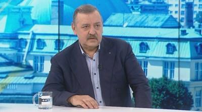 Професор Тодор Кантарджиев Кадър: БНТ