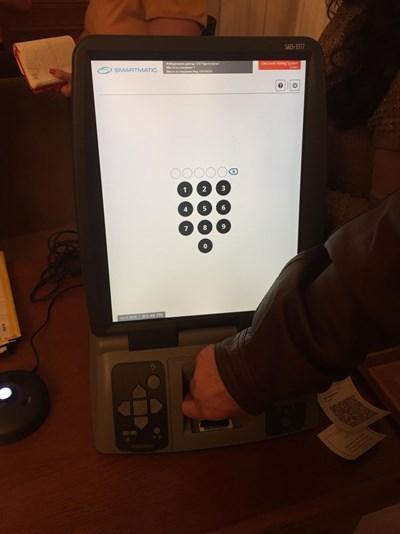 Съдът отхвърли жалба срещу търга на ЦИК за машини за гласуване