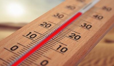 Най-топло през днешния ден е било в Сандански и Хасково, където са измерени 40 градуса.
