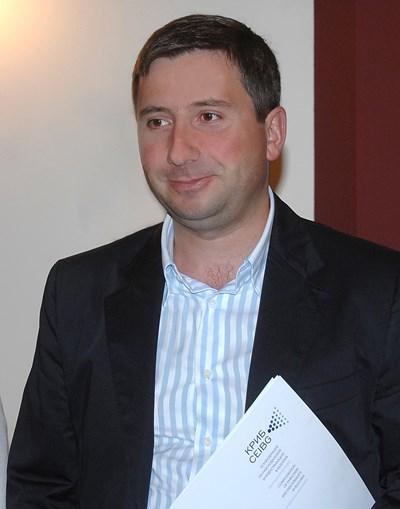 Издателят Иво Прокопиев е основният вдъхновител на новите десни проекти СНИМКА: Десислава Кулелиева
