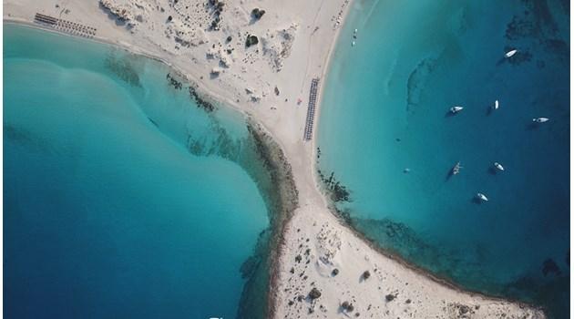 Елафонисос – перлата на Пелопонес с най-тюркоазените води в Гърция