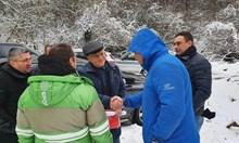 Борисов: Започва изграждането на ново трасе за водата в Перник
