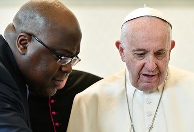 Папа Франциск Снимка: Ройтрес