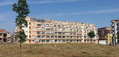 На това място ще се появи новия парк в Поморие. СНИМКА: Архив
