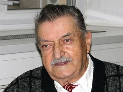 Полк. о.з. Тасо Тасев СНИМКА: Пиeр Пeтров